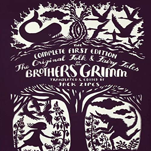 The Original Folk and Fairy Tales of Grimm Brothers cover art