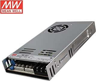 Taiwan meanwell NEL-400-5 400W 5V 80A LED switching power supply the new