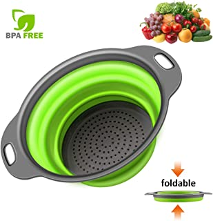 Best collapsible food strainer Reviews