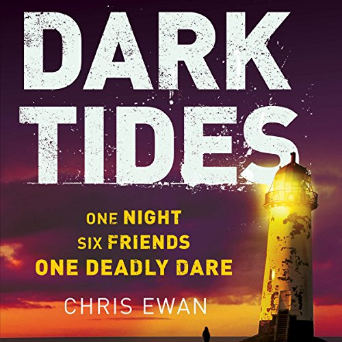 Dark Tides audiobook cover art