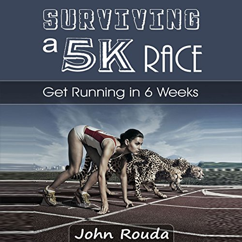 Surviving a 5K Race cover art