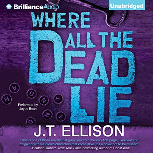 Where All the Dead Lie cover art