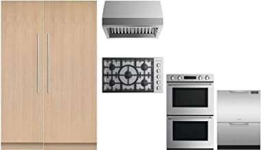 Fisher Paykel 6 Piece Kitchen Appliances Package 30