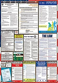 Ohio & Federal Combination Labor Law Posters (New)!