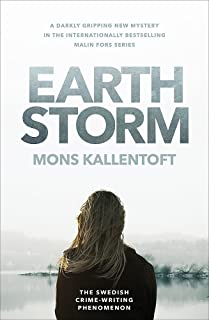 Earth Storm: The new novel from the Swedish crime-writing phenomenon