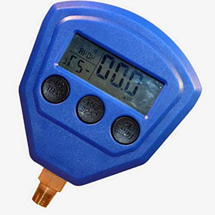 R134a R22 R404A R410A R407C空気調和機用デジタル圧力計