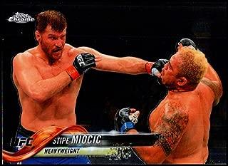 2018 Topps Chrome UFC #27 Stipe Miocic