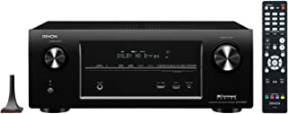 Denon AVR-X2000 7.1 Channel Integrated Network AV Receiver with AirPlay (Discontinued by Manufacturer)