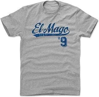 500 LEVEL Javy Baez El Mago Shirt - Chicago Baseball Men's Apparel - Javier Baez Players Weekend