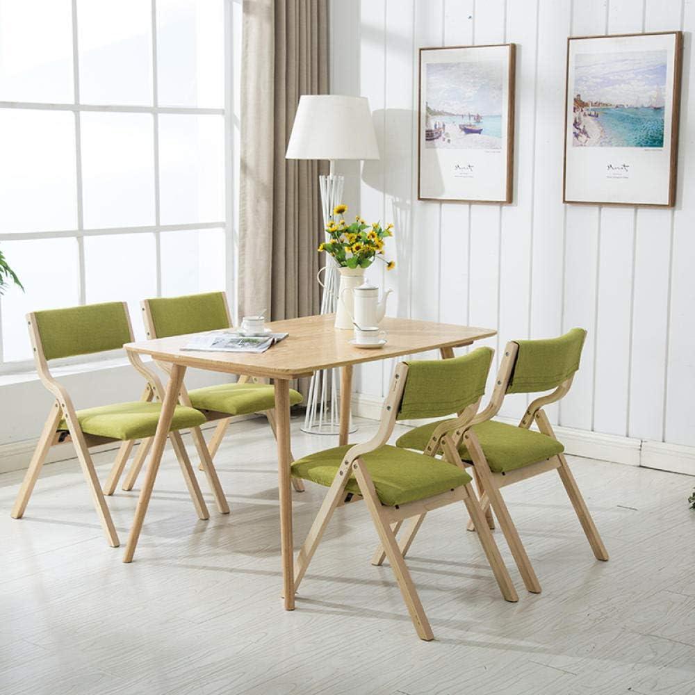 CR-MA Articles ménagers légers et stables Chaises familiales pliables Chaises de bureau confortables Chaises extérieures et intérieures Noir