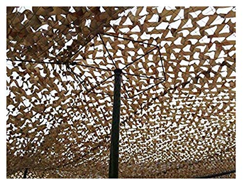 'N/A' Garden shade cloth Oxford cloth camouflage net, military camping party decoration shade net, multi-size, 4 * 5m(Size:8 * 8M(26.2 * 26.2ft))
