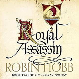 Royal Assassin     The Farseer Trilogy, Book 2              By:                                                                                                                                 Robin Hobb                               Narrated by:                                                                                                                                 Paul Boehmer                      Length: 29 hrs and 16 mins     549 ratings     Overall 4.7