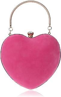 BESTWALED, Damen Schultertasche, rose (Pink) - YHB419-4