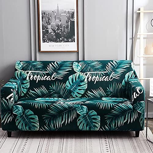 Funda de sofá para Sala de Estar Elasticidad Antideslizante Funda de sofá Funda de Licra Universal para Funda de sofá elástica A11 3 plazas