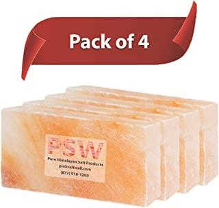 Wellness Pack - Himalayan Salt Bricks Size 8