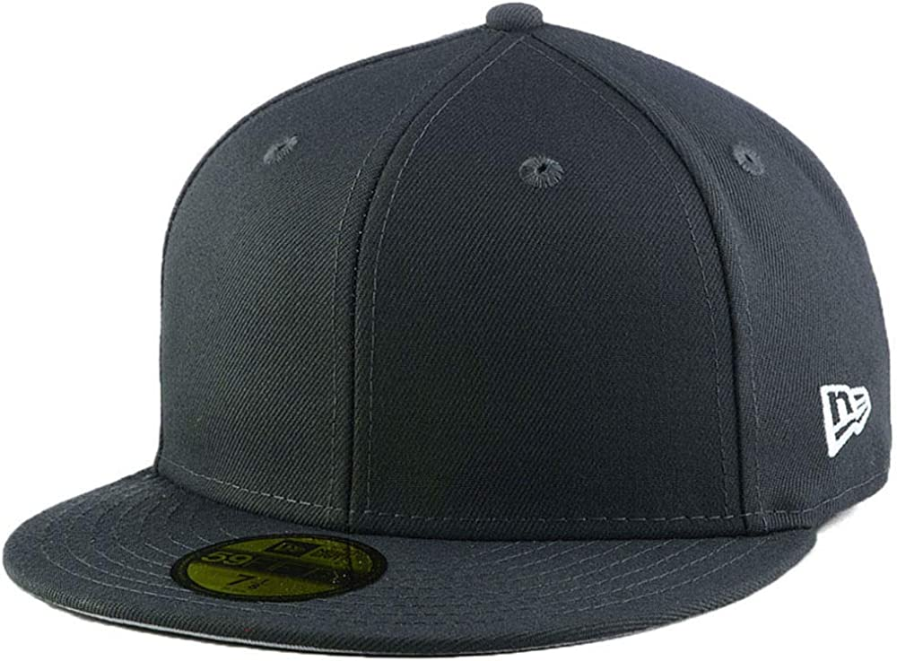 New Era Blank Custom Cap Fitted 2021 new Cheap mail order sales 59FIFTY