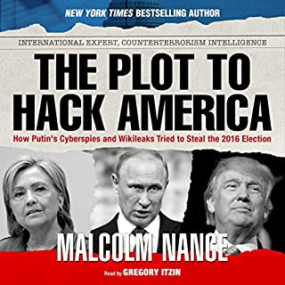 The Plot to Hack America cover art