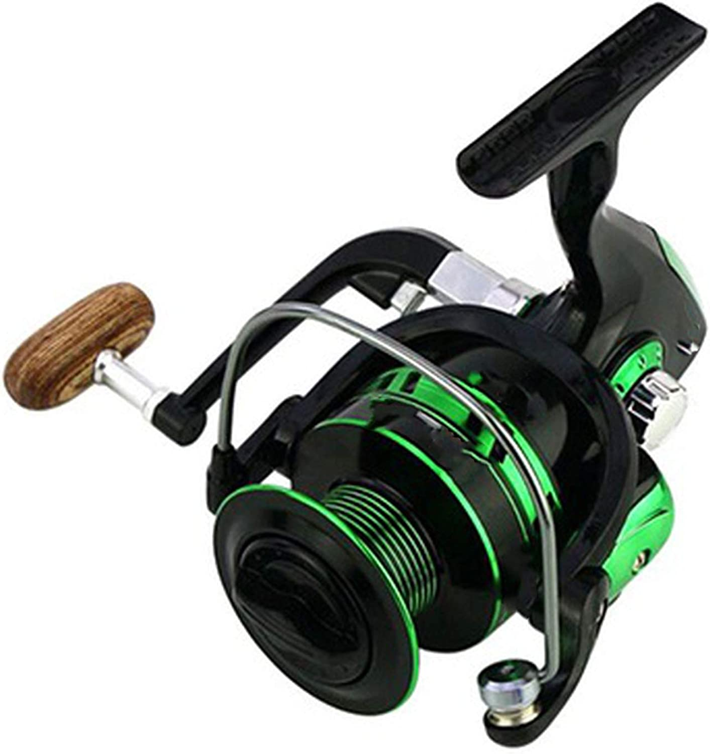 Newest 12Bb Ball Bearings Spinning Fishing Reel Gl 5.5 1 Right Left Metal Spool Fishing Tackle