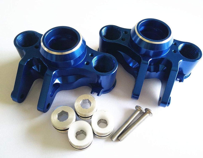 Raidenracing Aluminum Alloy Axle Carriers Knuckle Arm for Traxxas 1 10 New E-REVO 2.0 EREVO - 2pcs Blau B07N4HQDZ1 Treten Sie ein in die Welt der Spielzeuge und finden Sie eine Quelle des Glücks  | Adoptieren