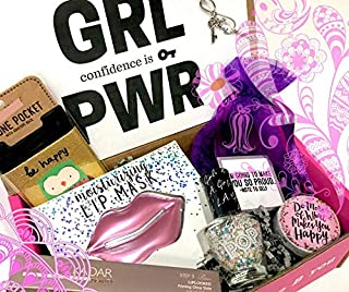 3 Month iBbeautiful Monthly Subscription Box for Teen Girls ages 13-15. Best Subscription box for teen girls.
