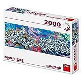Dino Toys Dino toys562011Graffiti Puzzle