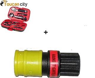 Toucan City Tool Kit (9-Piece) GROHE Quick Coupling 46138000