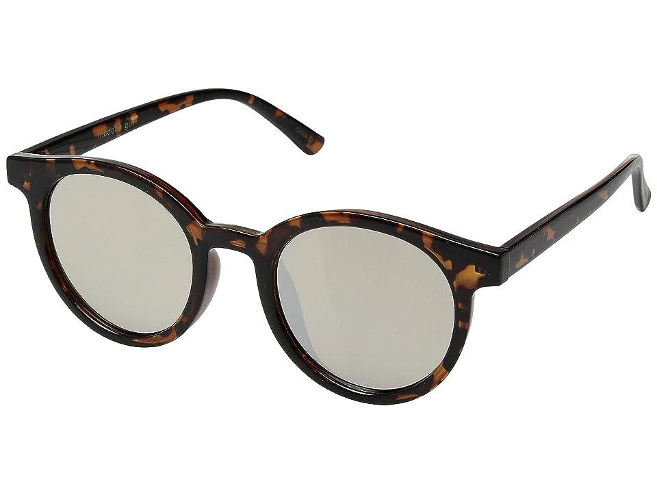 Steve Madden Madden Girl MG893117 (Tortoise) Fashion Sunglasses