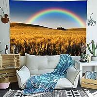 HYTGD-壁掛けタペストリ壁のタペストリーサンドリームキャッチャーアート壁掛けタペストリーリビングルームの寝室の家の寮の装飾