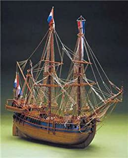 Dutch Whaler - Model Ship Kit by Mantua