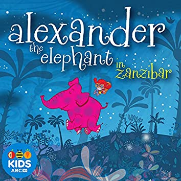 Alexander The Elephant In Zanzibar