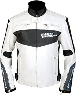 F&H Men's Fast and Furious 7 Vin Diesel Jacket