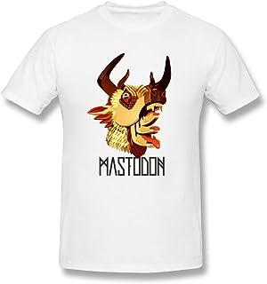 Vansty Mastodon Casual T-Shirt for Men