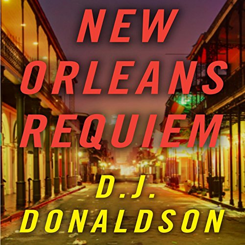 Couverture de New Orleans Requiem