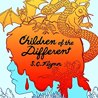 Children of the Different                   By:                                                                                                                                 S. C. Flynn                               Narrated by:                                                                                                                                 Stephen Briggs                      Length: 9 hrs and 39 mins     1 rating     Overall 4.0