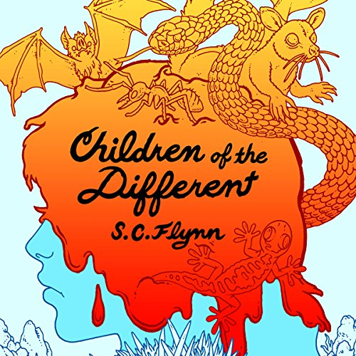 Children of the Different audiobook cover art