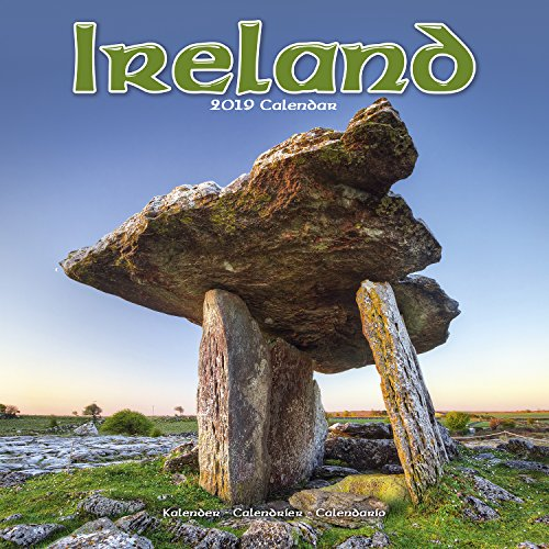 Ireland Calendar - Northern Ireland Calendar - Calendars 2018-2019 Wall Calendars - Photo Calendar - Ireland 16 Month Wall Calendar by Avonside
