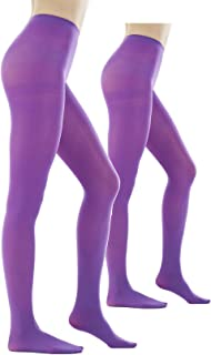 Best purple tights plus size Reviews