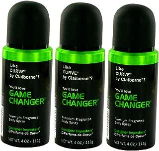 Best game changer fragrance Reviews