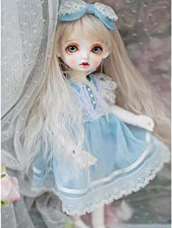 """10"""" 1/6 BJD Doll Full Set 26cm Jointed Dolls + Wig + Skirt + Makeup + Shoes + Socks + Accessories for Boy Girl Lovers"""