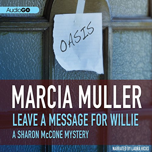 Leave a Message for Willie audiobook cover art