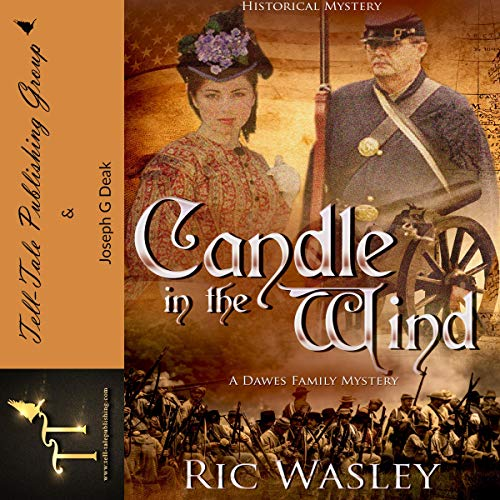 Candle in the Wind audiobook cover art
