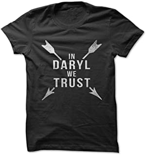 Gnarly Tees Men's in Daryl We Trust T-Shirt