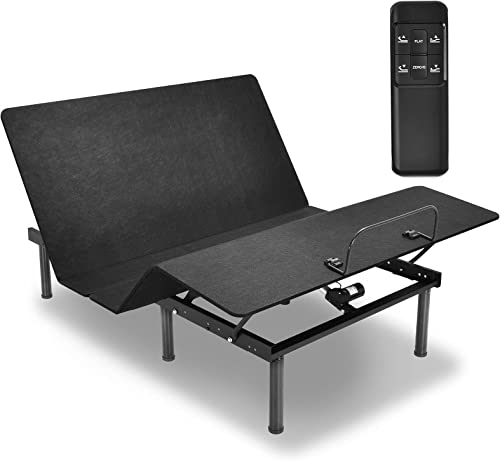 new arrival Giantex Adjustable Bed Base, Electric Adjustable Bed Frame w/ Wireless Remote, Independent Head & outlet sale Foot Incline, USB wholesale Ports, Zero Gravity, Preset & Memory Position, Ergonomic Queen Adjustable Beds online sale
