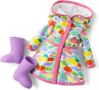 """American Girl WellieWishers Rainy Day Outfit for 14.5"""" Dolls"""