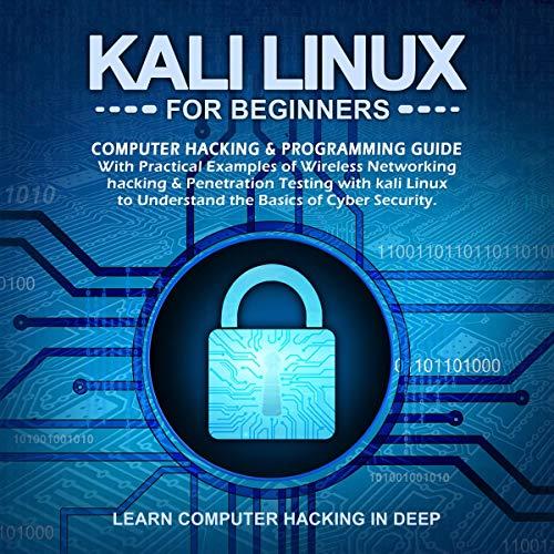 Kali Linux for Beginners Titelbild