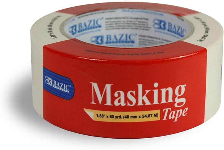 Bazic Produkte 956-24 1.89 in. Lizenz 2160 in. - 60 Yards - Allzweck Masking Tape B005FSRIAM   | Angemessener Preis