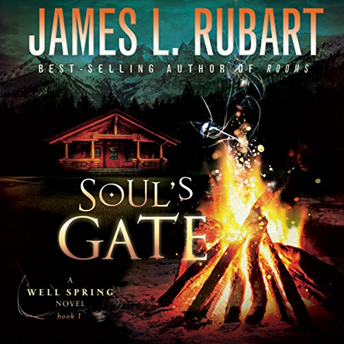 Soul's Gate audiobook cover art