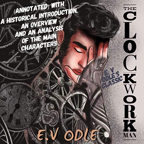E.V Odle's Classic: The Clockwork Man cover art