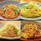 Oliveto パスタ スパゲティ ナポリタン ミートソース カルボナーラ 明太子 各3食 12食セット