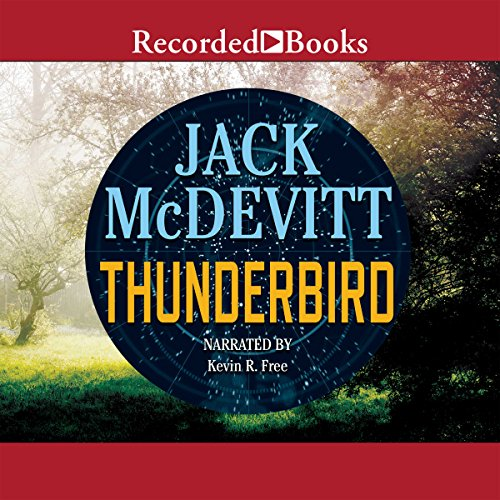 Thunderbird audiobook cover art